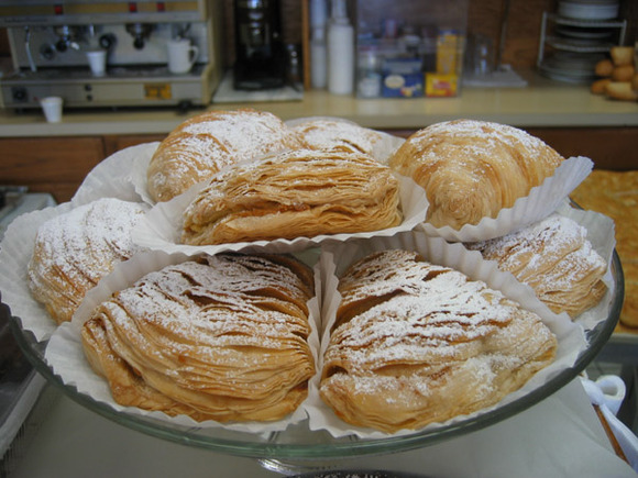 An Adventure with Sfogliatelle
